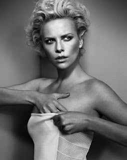 Charlize Theron says AIDS is still spreading and killing because we value some lives over others. Details at JasonSantoro.com