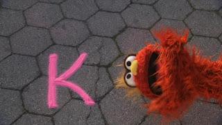 murray Sesame Street sponsors letter k, Sesame Street Episode 4316 Finishing the Splat season 43