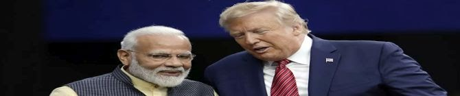 India Has Suffered A Lot Due To Covid, Says Donald Trump; Demands China To Pay  Trillion