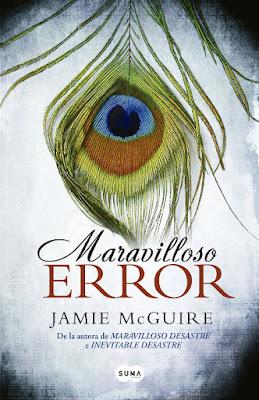 LIBRO - Maravilloso Error  Jamie McGuire (Suma de Letras - 12 Abril 2016)  NOVELA ROMANTICA  Edición papel & digital ebook kindle  Comprar en Amazon España