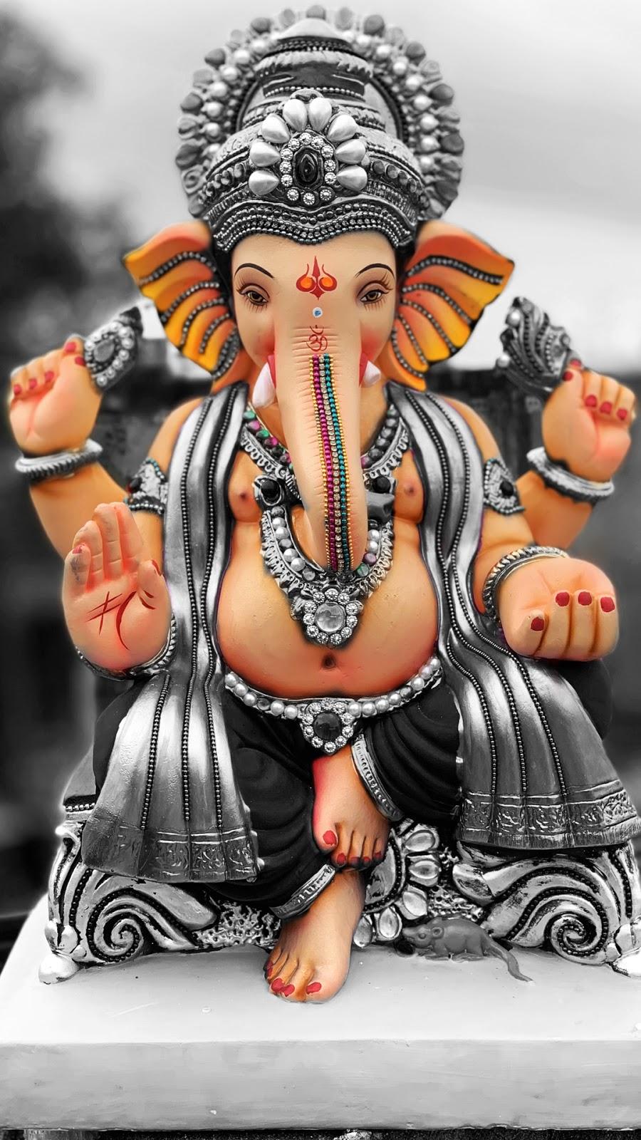 Lord Ganesha mobile image