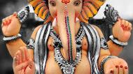 Lord Ganesha Edited Mobile Wallpaper,Indian God