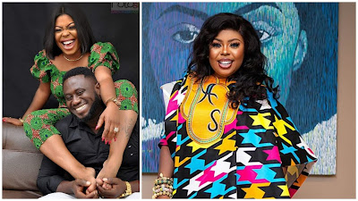 'If You See Jesus, Thank Him For Me, Finally It's Over' - Afia Says As She Parts With Husband