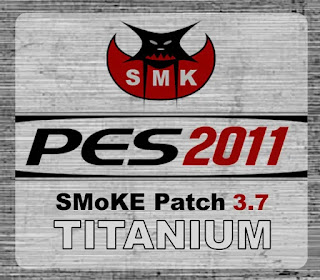 PES 2011 SmokePatch11 3.7