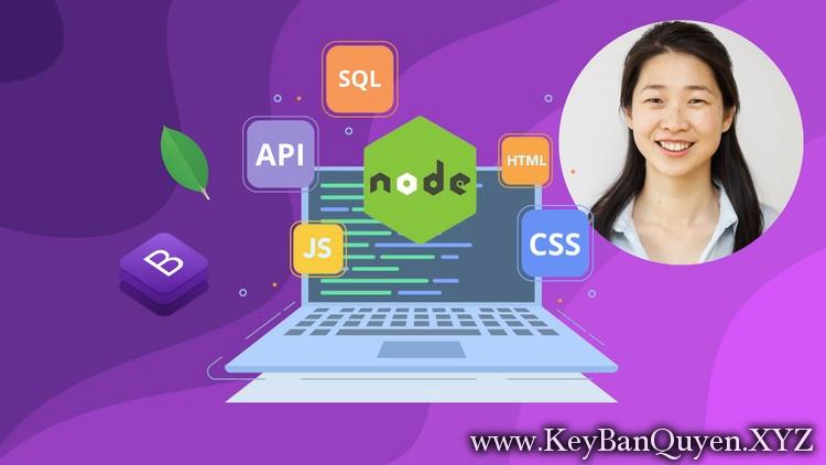 Bộ Video học tập về phát triển Website đầy đủ và mới nhất - The Complete 2019 Web Development Bootcamp