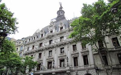 Casa de la Cultura o Edificio La Prensa de Buenos Aires
