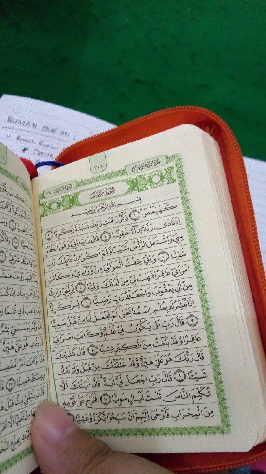 Celoteh Kiky Kajian Rumah Quran 2 Tafsir Surat Maryam