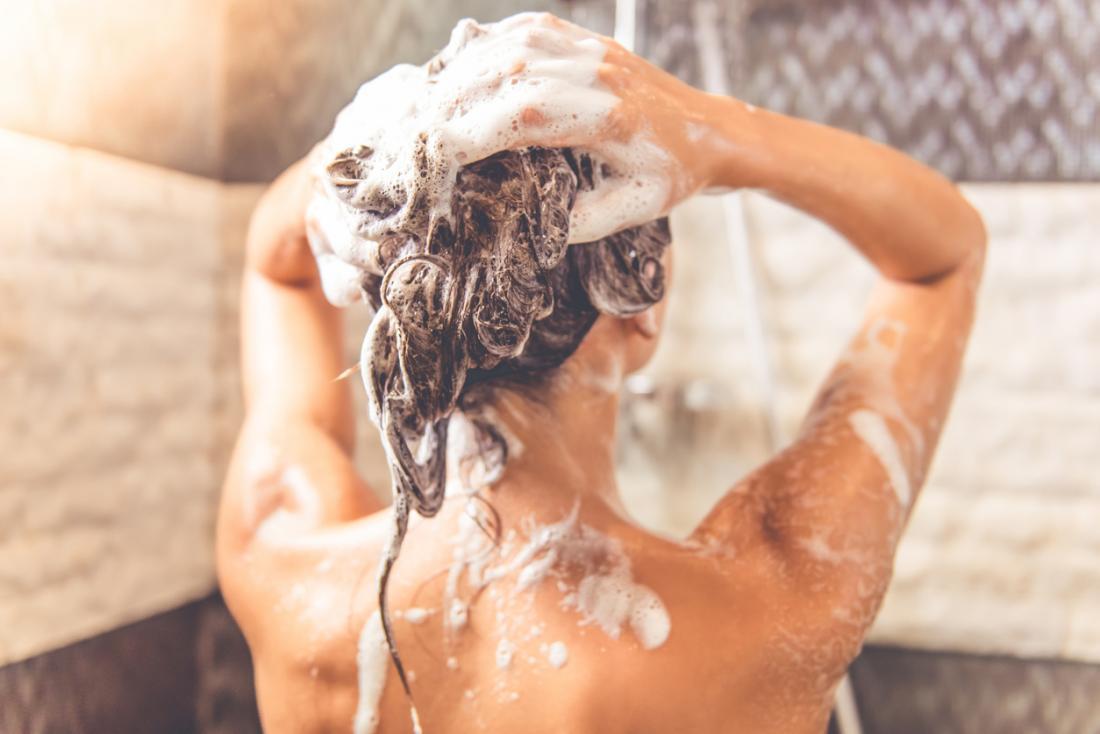 benefits of using using natural dry shampoo bars