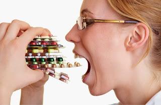 Ini Bahayanya Minum Antiobiotika Sembarangan
