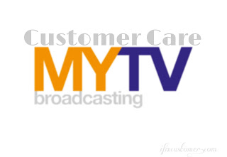 MYTV broadcasting Customer Care Number