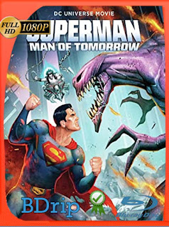 Superman: Hombre del Mañana (Superman Man of Tomorrow) (2020) BDRip [1080p] Latino [GoogleDrive] SilvestreHD
