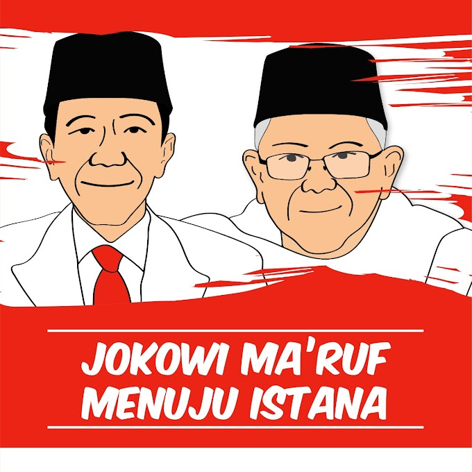 Ma'ruf Amin Bicara Pemimpin Pengalaman: Siapa Lagi Kalau Bukan Jokowi