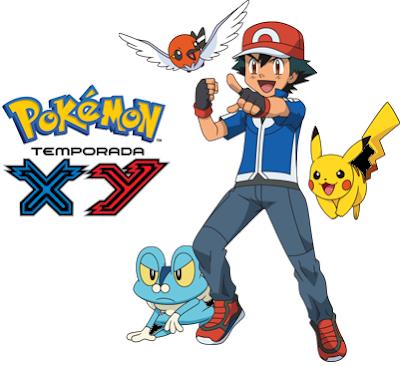 Pokémon - Temporada 18 - Español Latino [Ver Online] [Descargar] [Subtitulada]