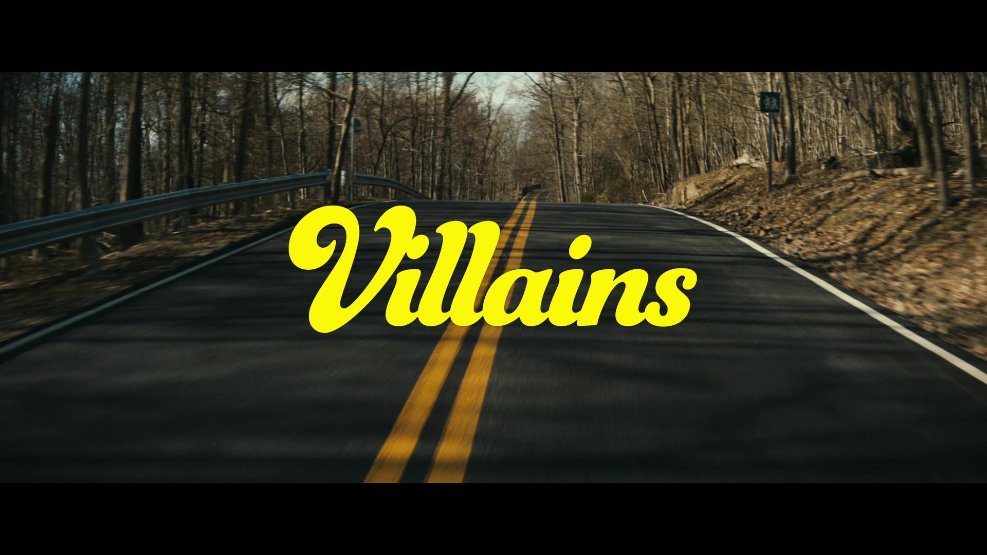 Villanos (2019) 1080p BRrip Latino
