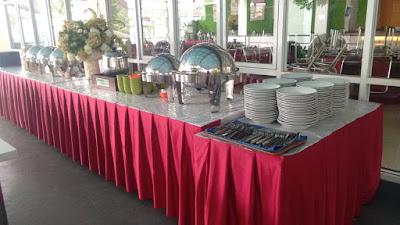 Catering Prasmanan Karyawan Adhi Karya