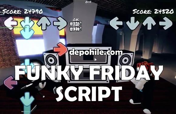 Roblox Funky Friday Oyunu Oto Oynama Script Hilesi 2021