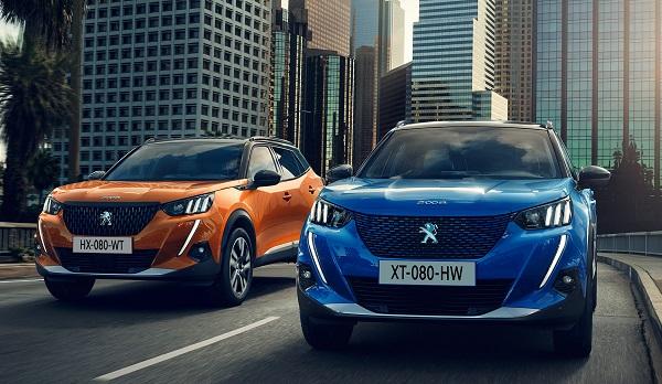 Nueva generación Peugeot 2008 2020