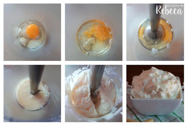 Receta de mayonesa de ajo o falso alioli