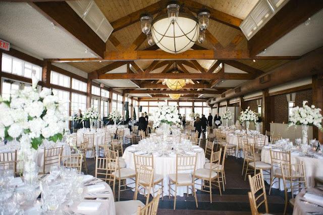 The Central Park Boathouse Wedding