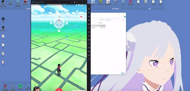 Cara Install Pokemon GO di PC Tanpa Bluestack, Cara Install Pokemon GO di PC Menggunakan NOX, Cara Mudah Bermain Pokemon GO di PC tanpa bluestack, cara install pokemon go di pc tanpa bluestack, cara bermain pokemon go di pc dengan mudah.