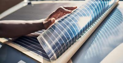 Brasil desenvolve painel solar orgânico mais leve e transparente