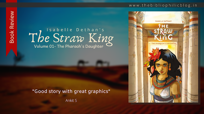 [Book Review] The Straw King - Isabelle Dethan