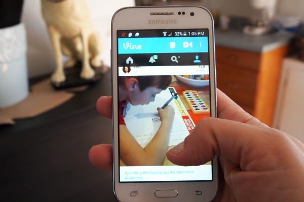 The Walmart Family Mobile PLUS plan has enough data for sharing videos on all your social media platforms! ad #DataAndAMovie  #FamilyMobile