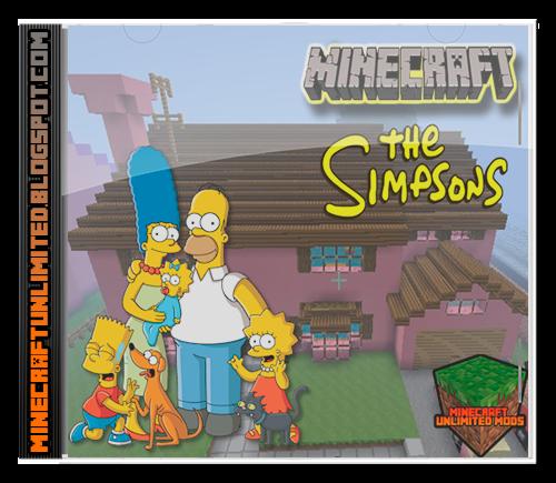 Los Simpson Springfield Mapas Minecraft