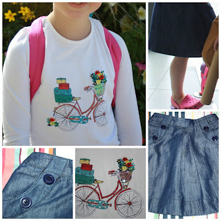 Fashion-girls-daughter-skirt-Tshirt-John-Lewis