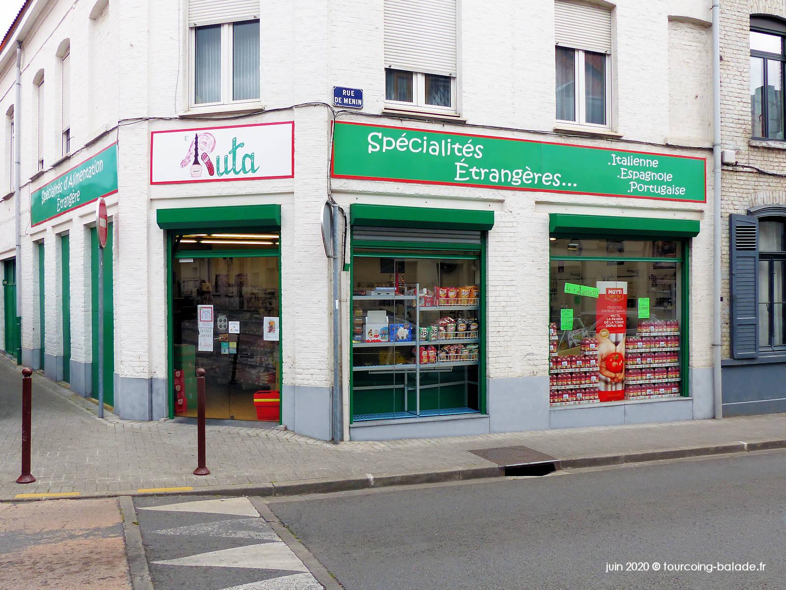 Alimentation Épicerie Ruta, Tourcoing 2020