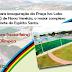 Vila Olímpica será inaugurada na próxima sexta-feira em Nova Venécia
