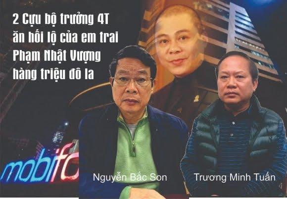 """Mức án """"khủng khiếp"""" cho tội đưa hối lộ 7000 tỷ của Phạm Nhật Vũ"""