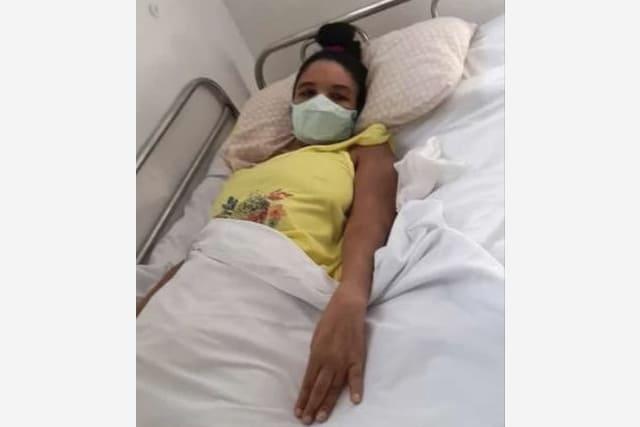 Ajude a brumadense Zenilda Damasceno a vencer a síndrome de Guillain-Barré