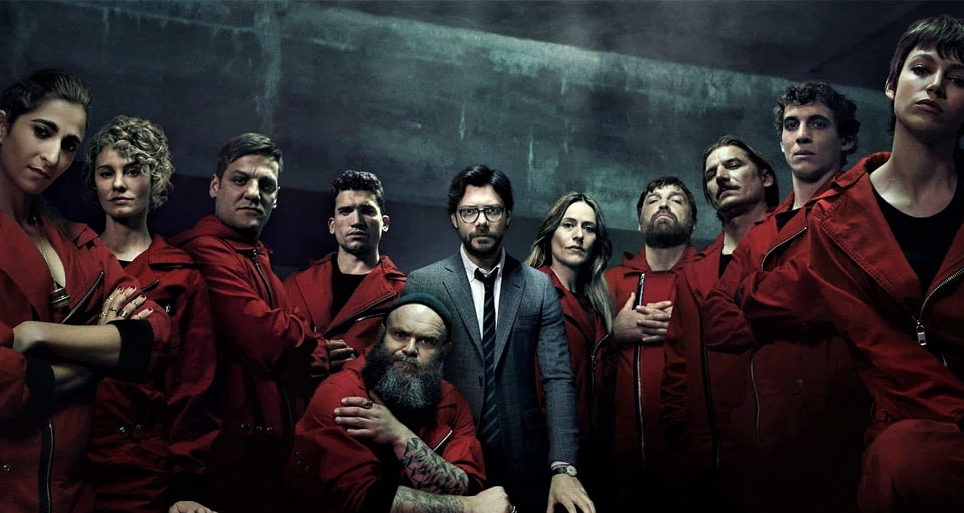 Money Heist Season 1 Episode 1 in English with English Subtitle