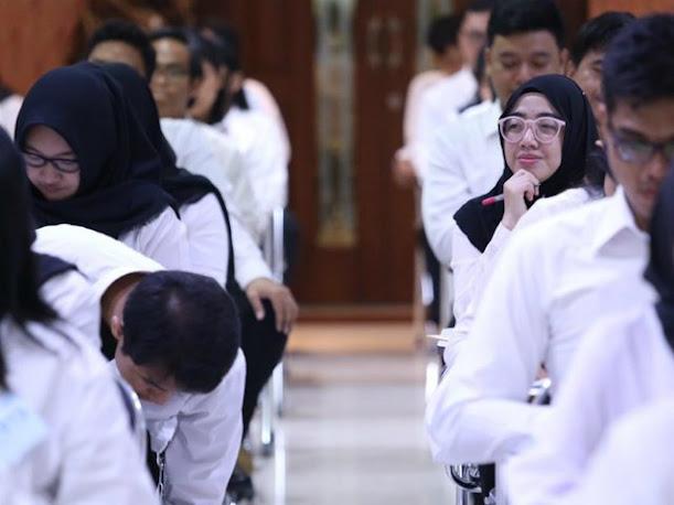 Pegawai PPPK  Dari Honorer K2 Akan Segera Mengantongi NIP, Gaji Perdana dan Rapelan