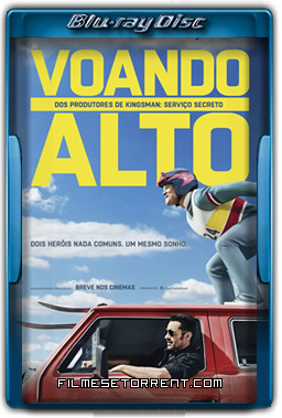 Voando Alto Torrent 2016 720p 1080p BluRay Dual Áudio