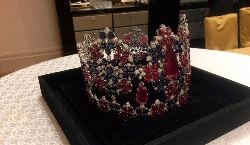 Miss World Malaysia Crown