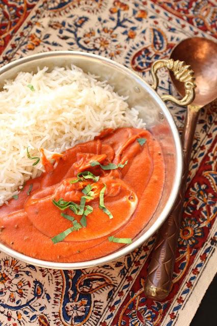 sauce tomate epicee inde