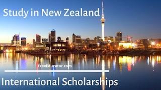 Fully Funded | New Zealand International Scholarships 2020