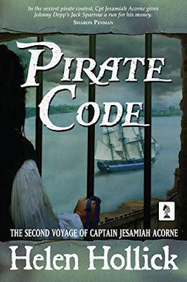 Historical Fiction Spotlight: Pirate Code (Capt.. Jesamiah Acorne Book 2) by Helen Hollick