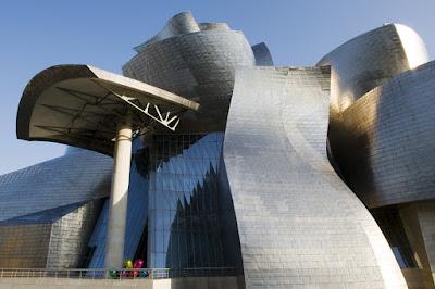 Museo Guggenheim de Bilbao,España