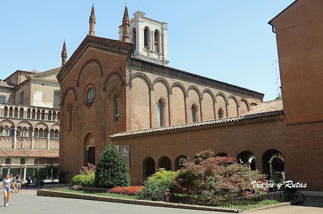 Museo catedralicio de Ferrara