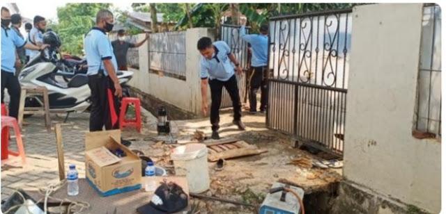 Polisi Temukan Obeng dan Linggis di Sel WN China yang Kabur Lewat Gorong-gorong, Dapat dari Mana?