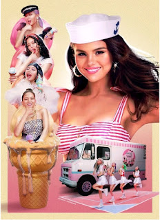 Blackpink feat. Selena Gomez  – Ice Cream Lyrics