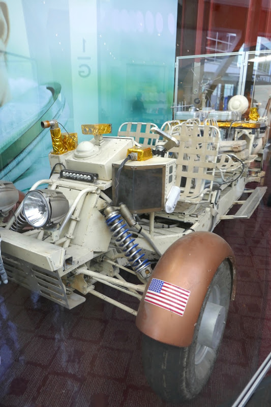 Ad Astra space buggy