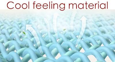 Cool Feeling Material