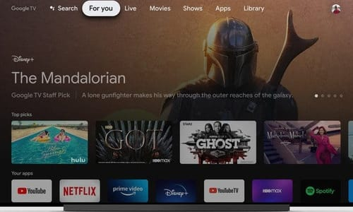 Google plans to add free channels to Google TV