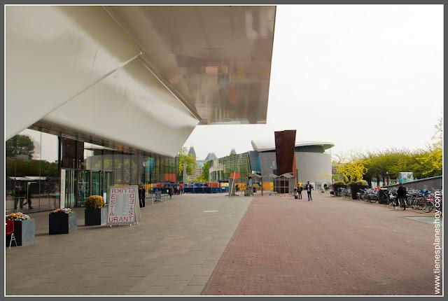 Museo Stedelij Amsterdam (Países Bajos) Arte Moderno