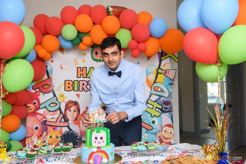 Birthday Party Photography by SudeepStudio.com Ann Arbor Detroit Event Photographer