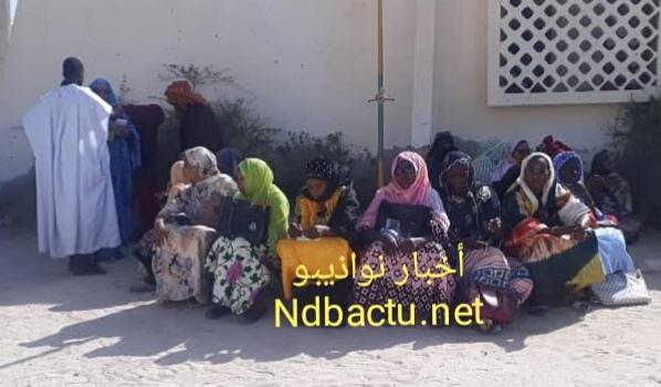 نواذيبو : معلمون يدخلون في إضراب لمدة يومين..-صور